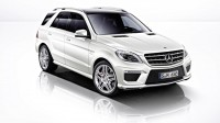 Mercedes Classe M iii 350 4matic blueefficiency fascination