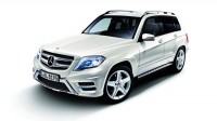 Mercedes Classe Glk  200 cdi blueefficiency fascination